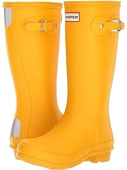 Kids yellow rain boots + FREE SHIPPING