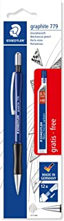 Staedtler Staedtler 7795Abk25D Mechanical Pencil Graphite And 1聽x Pack With Box (Hb) Filled With Refill, Lead Diameter 0.5...