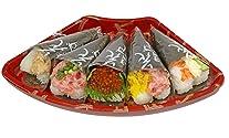 [冷蔵] 魚の北辰 お魚屋さんの手巻き寿司 5種 [消費期限:お届け日当日]