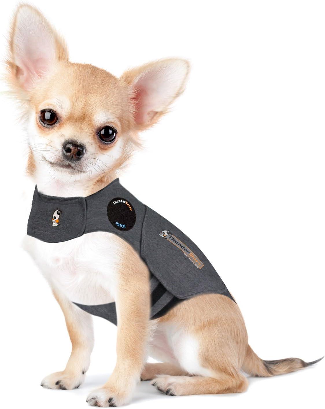 23. Thundershirt Classic Dog Anxiety Jacket
