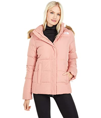 The North Face Gotham Jacket (Pink Clay) Women