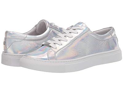 J/Slides Lacee (Silver Metallic) Women