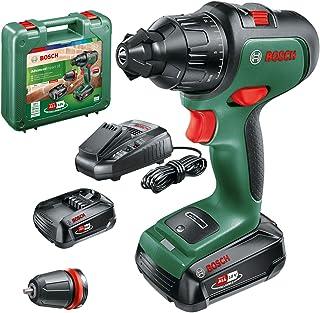 Bosch DIY tools 06039B5175 Bosch Cordless Drill AdvancedImpact 18 (2 batteries, 18 volt system, in carrying case)