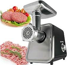 مطحنة اللحم الكهربائية DMS 2000 واط آلة تمزيق معدنية 3 أقراص مثقوبة MI470 B FW-2000