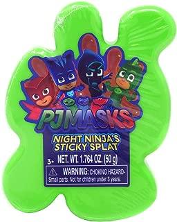 PJ Masks Sticky Splat Putty - Green