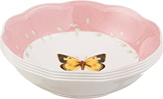 Lenox Butterfly Meadow Colors Fruit Dishes, Set of 4-806739