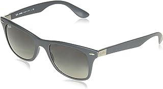 Ray-Ban mens 0RB4195 Tech Liteforce Wayfarer Sunglasses
