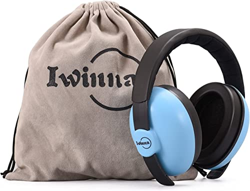 Baby Ear Protection Noise Canceling Headphones Earmuffs for Kids for 1 Months to 2 Years