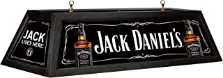 Jack Daniel's Pool Table Light, Black