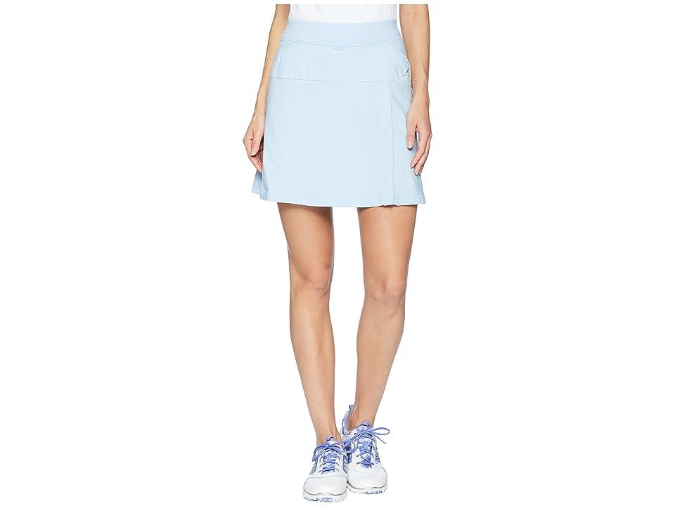 adidas Golf ClimaCool(r) Skort (Vision Blue) Women