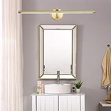 MJJ - LED badkamerwandlamp spiegellamp geschikt voor de Scandinavische badkamer badkamerspiegel spiegelkast lichtlicht [en...