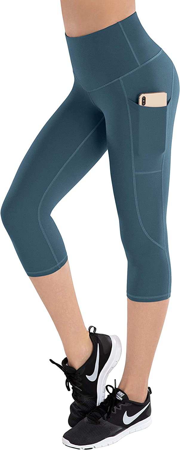LifeSky Yoga Pants for Popular Max 77% OFF brand Women Waisted Workout Control Tummy High