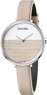 Women's Analogue Quartz Watch with Leather Bracelet – K7A231XH