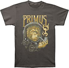 Danielrio Fashion Cool Primus Men's Astro Monkey T-Shirt Chocolate