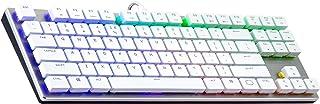 Cooler Master Sk-650-Gklr1-US SK650 Mechanical Keyboard with Cherry Tenkeyless SK-630-SKLR1-US