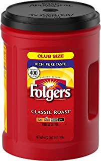 Folgers Coffee, Classic(Medium) Roast, 48 oz