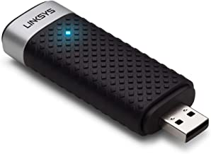 Linksys Dual-Band Wireless-N USB Adapter (AE3000)