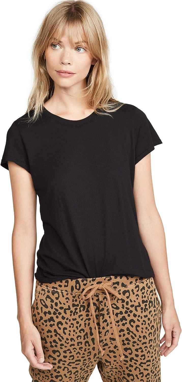 Splendid Women's High order Crewneck Modal Short Jersey Tee Sleeve Ultra-Cheap Deals