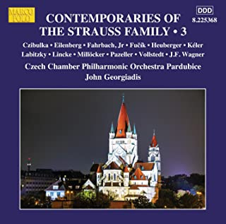 Contemporaries of the Strauss Family