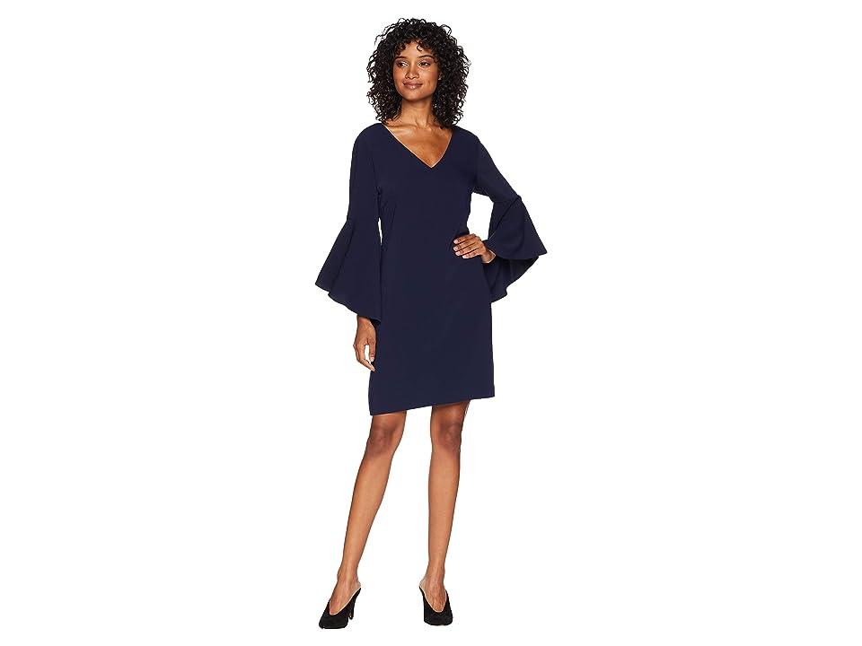Trina Turk Nico Dress (Indigo) Women