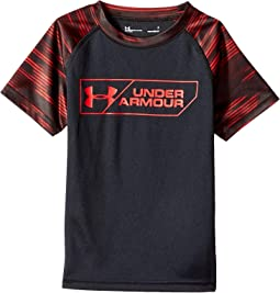 Voltage UA Logo Short Sleeve Top (Little Kids/Big Kids)