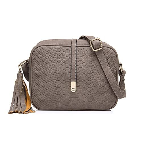012a2bfff8 Realer Crossbody Bags for Women with Tassel and adjustable strap