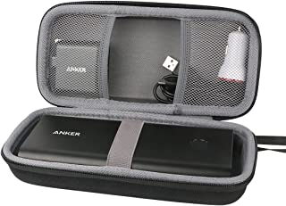 Hard Travel Case for Anker PowerCore+ 26800 Premium Portable Charger 26800mAh External Battery by CO2CREA (Size 1)