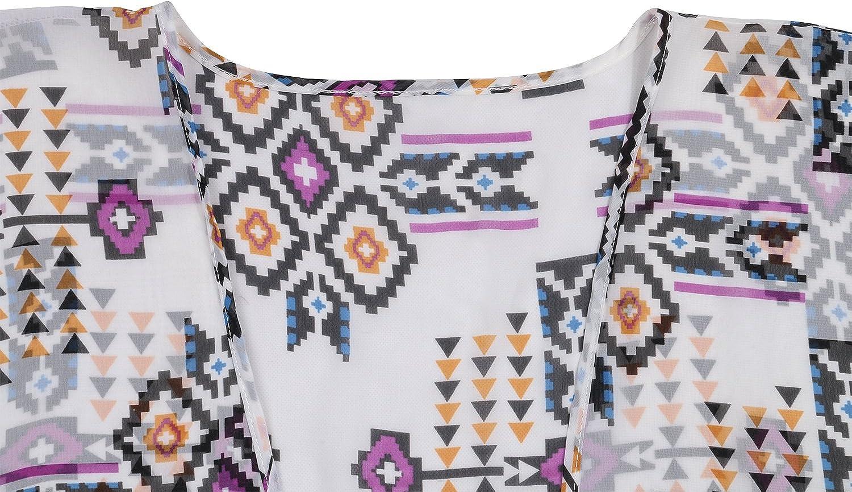 Yonala Summer Womens Beach Wear Cover up Swimwear Beachwear Bikini Cardigan
