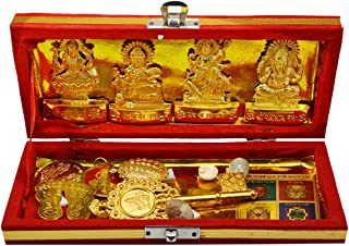 Amazing India Sri Dhan Laxmi- Kuber Bhandari Yantra- Generate A Source Of Income For You