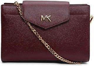 4f44cc827ade MICHAEL Michael Kors Crossgrain Leather Crossbody Clutch