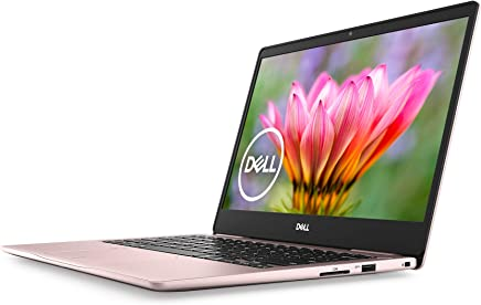 Dell 笔记本电脑 灵越 13 7370 Core i5款 粉色 18Q31P/Windows10/13.3英寸FHD/8GB/256GB