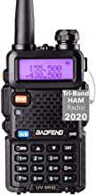 Best Tri-Band Radio Baofeng Radio Series Walkie Talkies VHF 1.25M UHF Amateur Handheld Ham Two Way Radios with Earpiece and Mic (Includes Dual Band Antenna, 220 Antenna) by LUITON Reviews