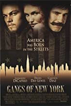 Gangs of New York 2002 Authentic 27