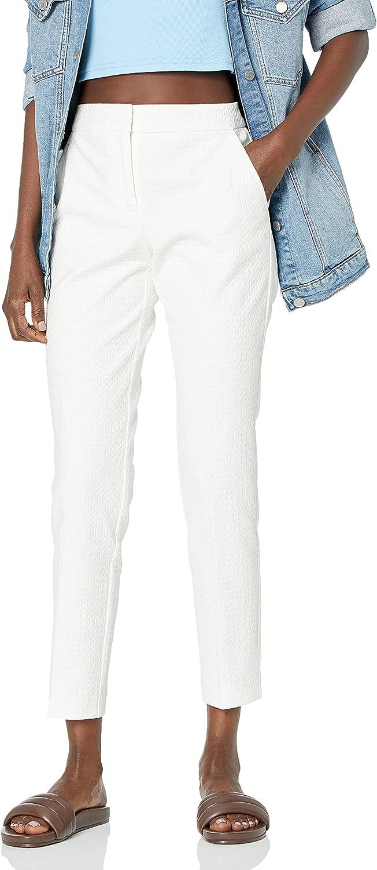 Trina Turk Women's Pants Textured shop Manufacturer OFFicial shop