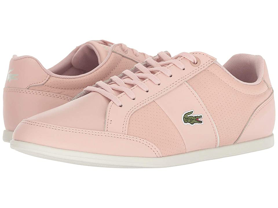 52beffc1c64ce Lacoste Seforra 318 2 P CAW (Light Pink Off-White) Women s Shoes