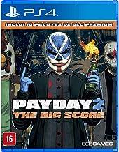 Pay Day 2: The Big Score-padrão-playstation_4