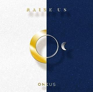 K-POP ONEUS - 2nd Mini Album [Raise US] (Twilight + Dawn, all versions SET) CD + Photobook + Postcard + Photocard + Folded Poster