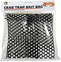 Danielson Crab Trap Bait Mesh Bag, Black