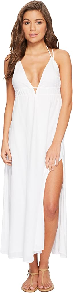 L*Space Beachside Beauty Dress Cover-Up