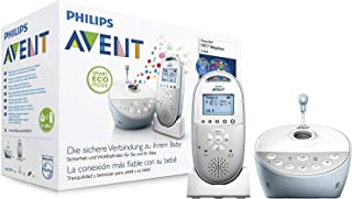 Philips AVENT–Baby Monitor LCD + Ceiling Protector Color Blanco