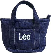 Lee トートバッグ リー トート バッグ ミニサイズ ロゴプリント Sサイズ メンズ レディース