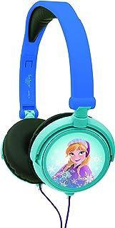 Lexibook Disney Frozen La Reine des Neiges Elsa Casque audio stéréo, puissance sonore..