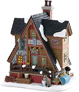 Lemax Village Collection Peter's Fishing Cabin #85321