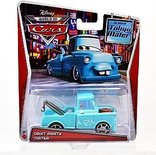 Disney Pixar Cars, Toon Die-Cast, Drift Party Mater, 1:55 Scale
