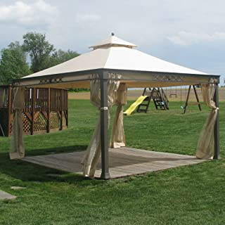 Shelter Island Gazebo Replacement Canopy