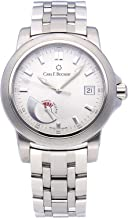 Carl F. Bucherer Patravi Mechanical (Automatic) Silver Dial Mens Watch 00.10616.08.13.21 (Certified Pre-Owned)