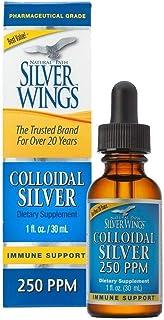 Suplemento De Minerales De Plata Coloidal, 250 Ppm, 1 Fluido