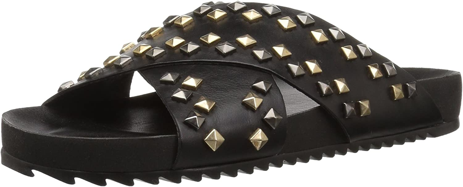 LFL by Lust for Life Mens L-Viper Flat Sandal