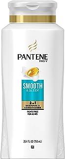 Pantene Pro-V Smooth & Sleek, Shampoo & Conditioner 25.4 oz
