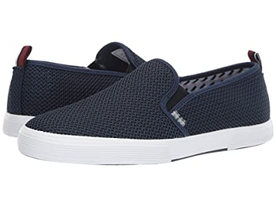 Ben Sherman Bradford Slip-On (Blue Mesh) Men